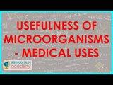 798.Biology - Usefulness of microorganisms - Medical uses