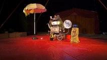 Sous chapiteau 2013 : Kevin Brooking -- Clouds / Nuages