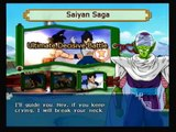 Dragon Ball Z Budokai Tenkaichi 3- Dragon History- Saiyan Saga- Ultimate Decisive Battle