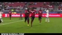 CONCACAF Gold CUP | Trinidad & Tobago 2-0 Cuba | Video bola, berita bola, cuplikan gol