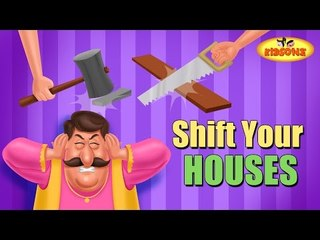 Shift Your Houses Funny Story For Children