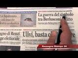 Scuole cadenti, ancora paura a Squinzano, Rassegna Stampa 16 Aprile 2015