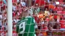 BENFICA vs SPORTING Frango do Artur com Relato do Nuno Matos da Antena 1 ,Lisboa 31.08.2014