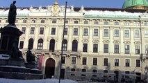 Spaziergang durch die Innenstadt von Wien (2013-01-26)