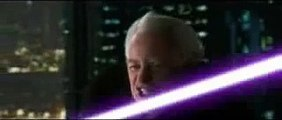 Mace Windu VS Darth Sidious Slowed Down