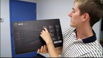 Mionix Zibal 60 Mechanical Gaming Keyboard Unboxing and First Look Linus Tech Tips