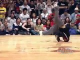 breakdance vid red bull quarter final