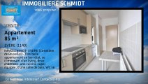 A vendre - Appartement - EVERE (1140) - 85m²