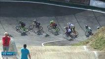 REPLAY 1/2 FINALS CHALLENGE SATURDAY BMX EUROPEAN CHAMPIONSHIP FINALS 2015 - ERP, THE NETHERLANDS ((2015-07-11 16:13:27 - 2015-07-11 16:19:07)