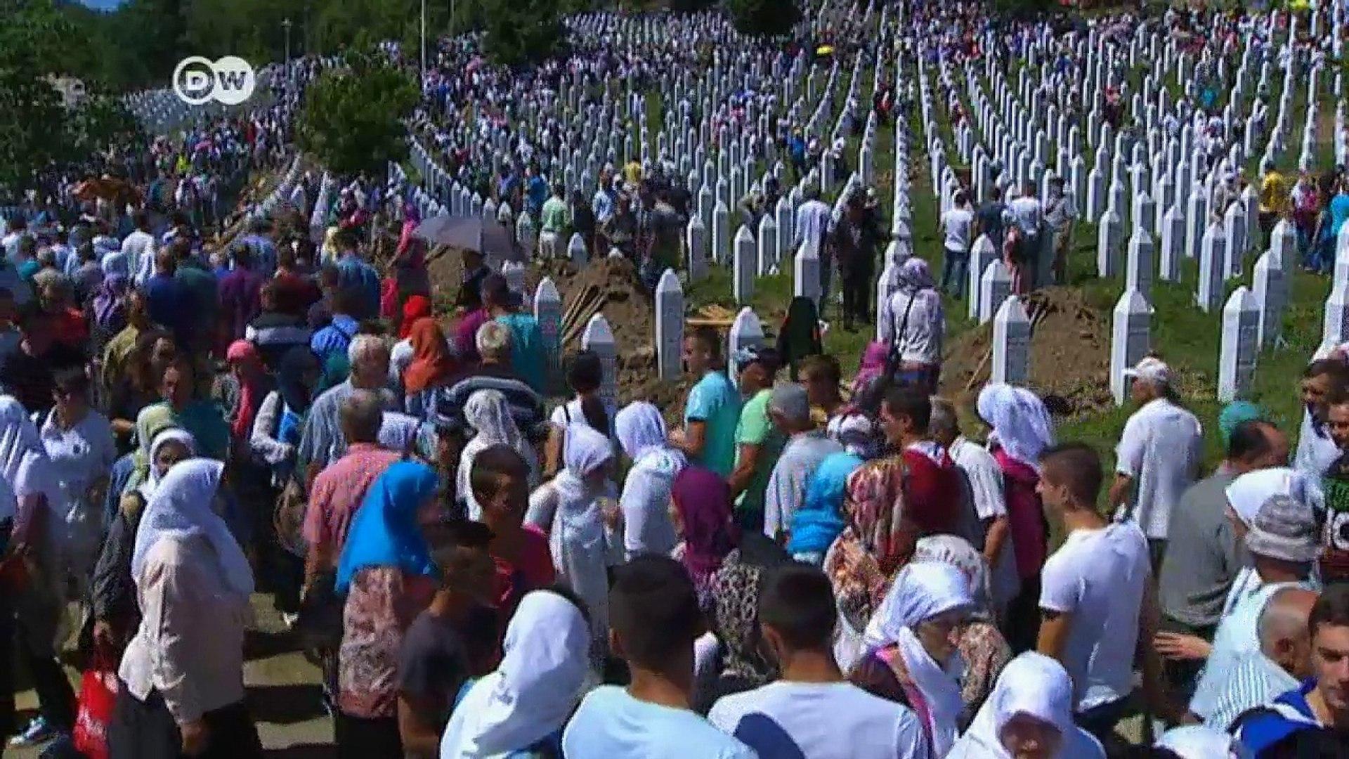 Bosnia marks Srebrenica anniversary   News