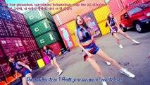[K-raoKpop] Nine Muses - Hurt Locker (lyrics + vostfr)