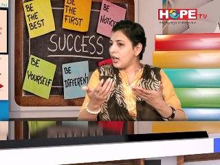 "Program # 04 (Part - 3) - ""CV Preparation & Job Hunting"" - Hope TV"