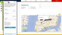 Creador de Sitios Web HTML -  Agregando un Mapa de Google en tu sitio web con Wix.com