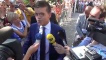 Premier mariage homosexuel d'un parlementaire français, Luc Carvounas