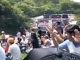 Marcha hacia Caracas, desde Valencia - Éxito 1