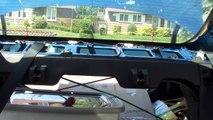 Toyota Corolla 2009 rear speaker replacement