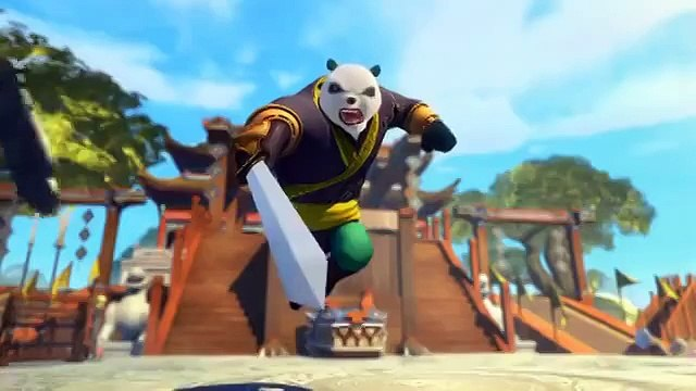 Cartoon Video Legend Of Kung Fu Rabbit 2011 - Theatrical Trailer by Videoskick