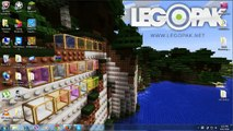 How to install Legopak Texture Pack for Minecraft 1.8