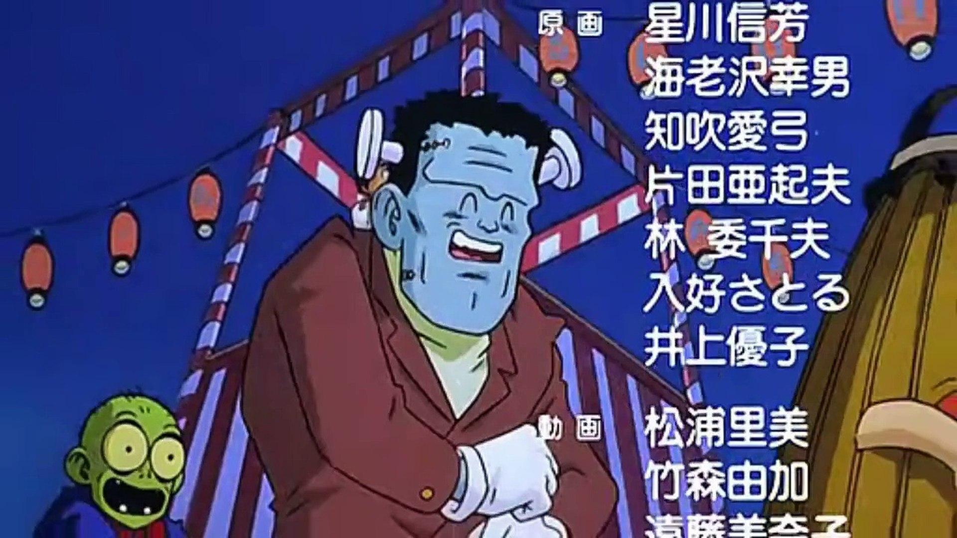 Dr スランプ アラレちゃん音頭 劇場版 Video Dailymotion