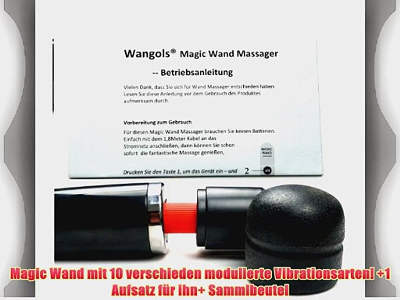 aufsatz magic wand