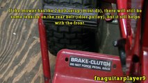 Quick Tip #15 & Quick Update /// Tips on Saving Belt LIfe on Mowers