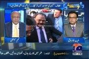 Aapas ki Baat 11th July 2015 With Najam Sethi On Geo News
