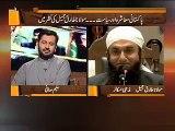 Saleem Safi Ask To Maulana Tariq Jameel about Imran Khan