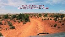Arches National Park - Tower Arch Hillclimb