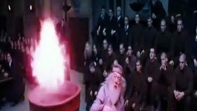 Erreurs films de Harry Potter et la Coupe de Feu - Errors movies HaErrores de películas Harry Potter y el Cáliz de Fuego