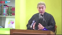 Pride and Arrogance (By Sheikh Hussain Yee) (VIDEO)