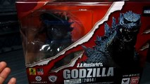 SH MonsterArts Godzilla 2014