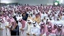 L'Arabie saoudite a fait ses adieux au prince Saoud al-Fayçal