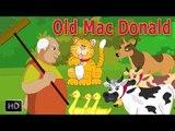 Old MacDonald Had A Farm Nursery Rhyme With Lyrics - Animation Rhymes & Kids Songs