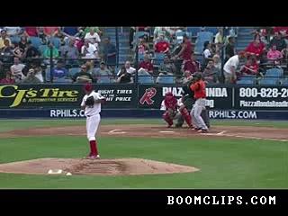 Weirdest Catch Ever – Baseball Highlights