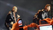 "Matt Pokora ""On est la"" Concert Bercy"