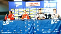 4 Hours of Red Bull Ring - Qualifying Press Conference