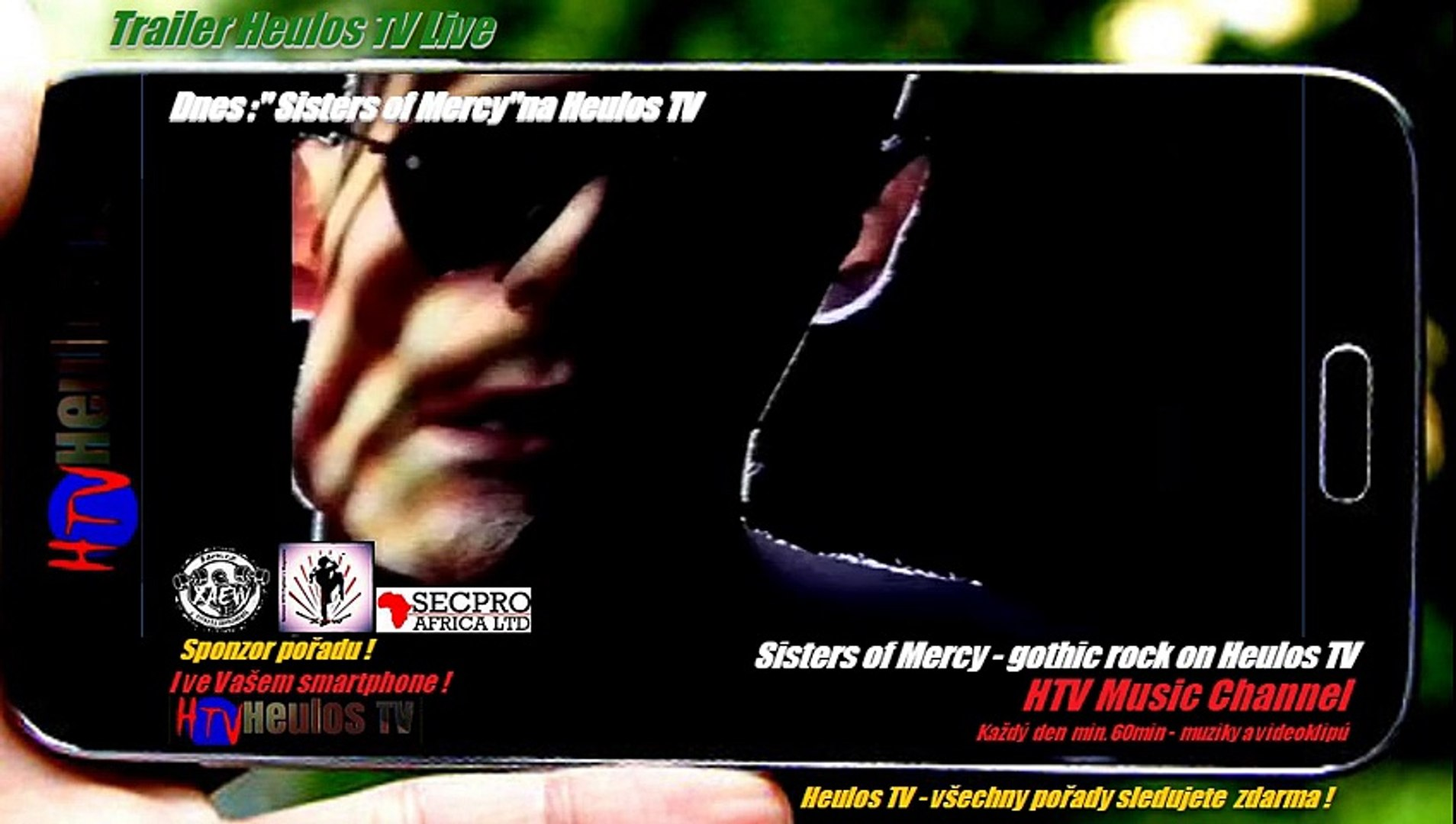 HTV Music sister of mercy 01