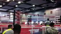 Ft. Hood TX amateur boxing
