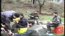 """1991.11.23. - 1. bataljun 1. A brigade ZNG """"Tigrovi"""" - Dolazak u Kričke"""