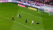 Bayern Munich 1-0 Augsburg # Thiago Alcantara 12.07.2015