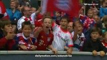 FC Bayern 1-2 Augsburg | Full Highlights 12.07.2015 Telekom Cup