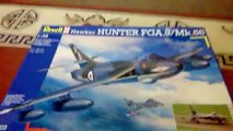 Revell 1/32 hawker hunter review
