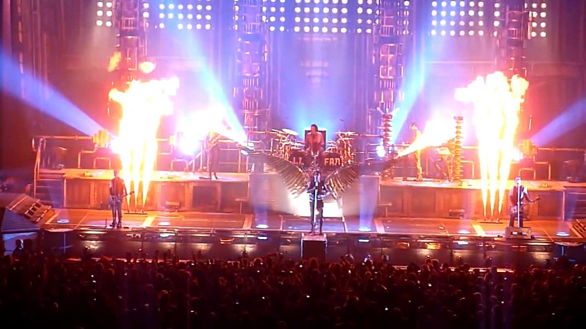 Rammstein Live In New York December 11 2010 Engel