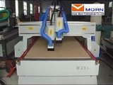 Wood CNC router cutting wood door,cnc router machine for cutting wood-Jinan MORN