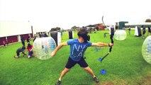 Great Archery Battle New Sport looks like paintball battle!