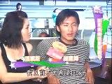 Nicholas Tse 2007-06-04 娱乐新知--保龄球场拍广告