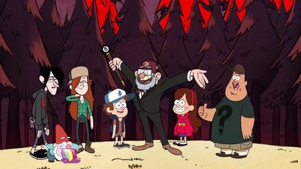 Teaser de Gravity Falls : Legend of the Gnome Gemulets