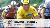 Revista - Hinault, Made in Britany - Etapa 9 (Vannes > Plumelec) - Tour de France 2015