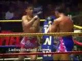 Amazing Thailand - Muay Thai Boxing Knockouts