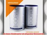 Schwarzkopf IGORA Vario Blond Vario Blond Plus 450g 2er Pack (2x450g)